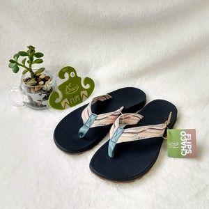 NWT Chaco Playa Pro Flip-Flops sandals